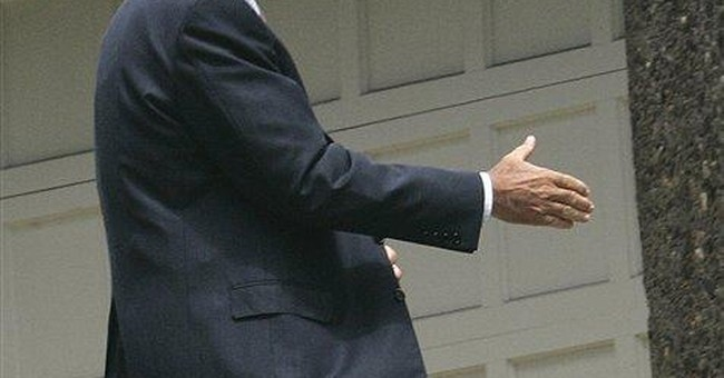 APNewsBreak: Romney rejects gay marriage pledge
