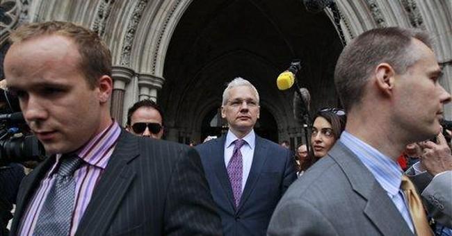 WikiLeaks Julian Assange fights extradition