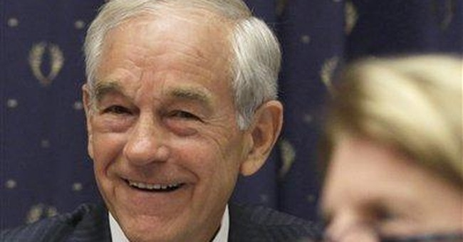 Ron Paul's new TV ad opposes raising debt limit