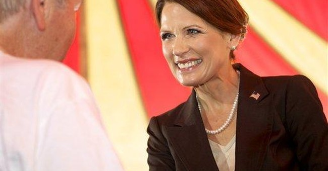 Bachmann: Migraines won't impede White House goals