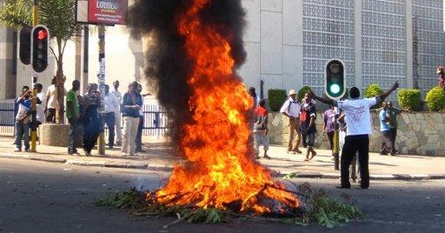 1 person killed during violent Malawi riots