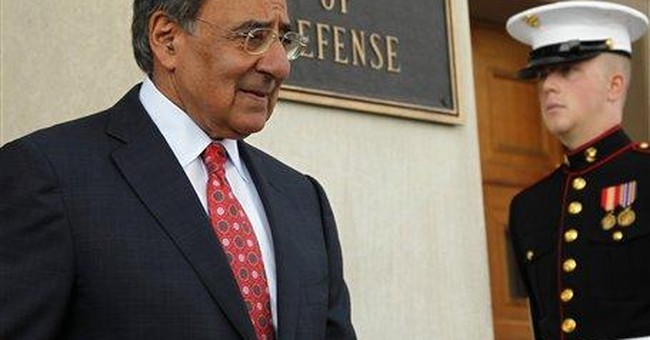 AP sources: Panetta to OK end of military gay ban