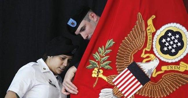 Ceremony marks closing of Walter Reed hospital