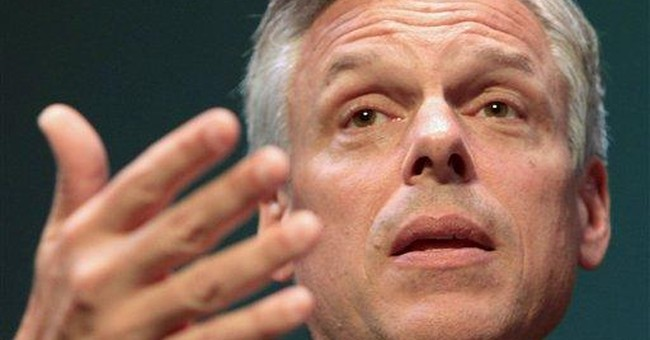 Huntsman: 'Conservation is conservative'