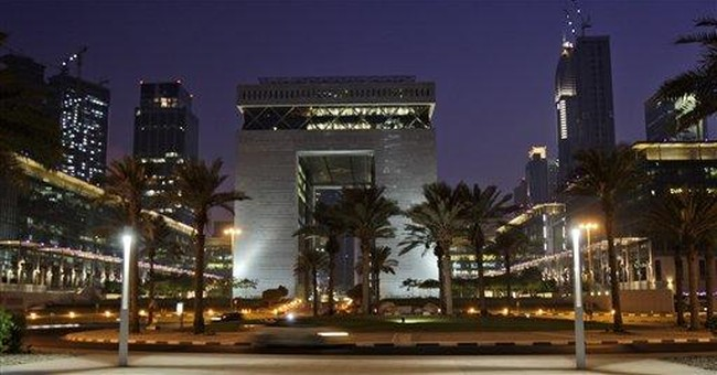 Mideast markets tumble after US credit downgrade