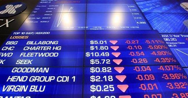 Global stocks tumble on US debt downgrade fears