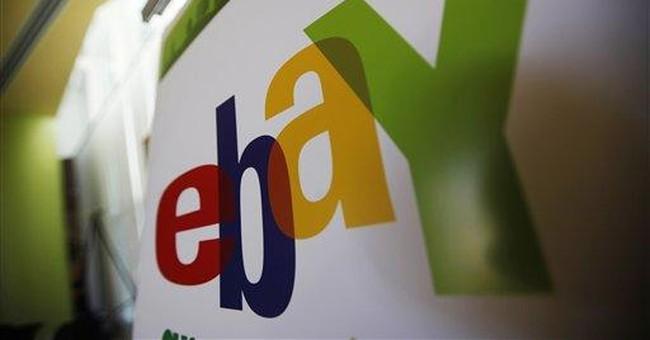 Sales of gold up on eBay amid stock market turmoil