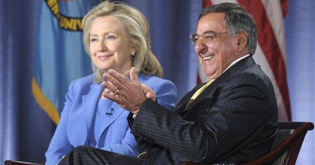 Panetta: Bigger defense cuts would 'weaken' US