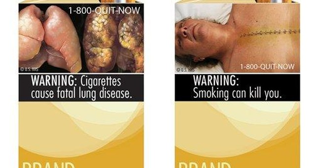 Tobacco companies file lawsuit over warning labels