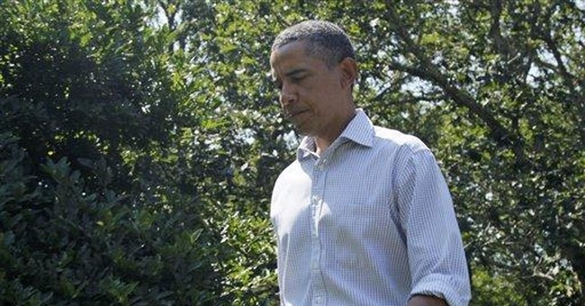 Obama cuts vacation short for hurricane