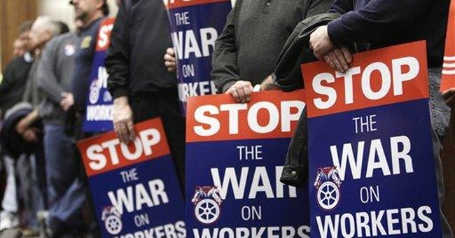 Labor unions adjust to new reality under Obama