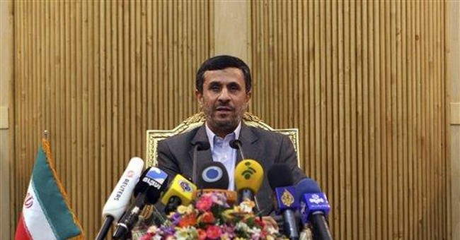 Ahmadinejad: US used 9/11 as excuse to start wars
