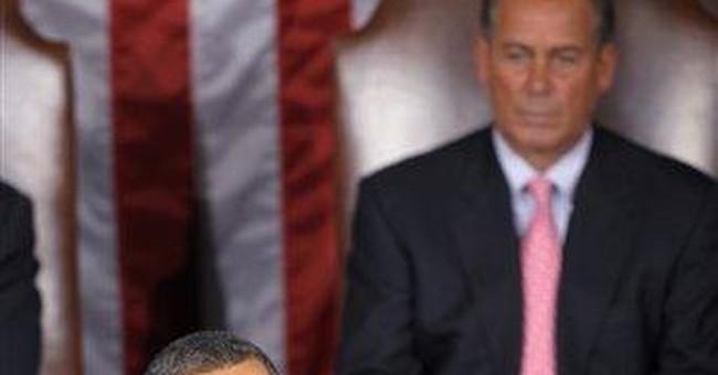 Worn Ohio River span stars in Obama jobs speech