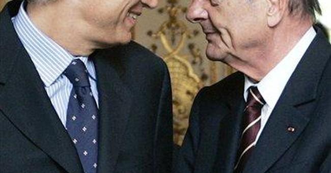 Paris appeals court acquits ex-PM in slander case