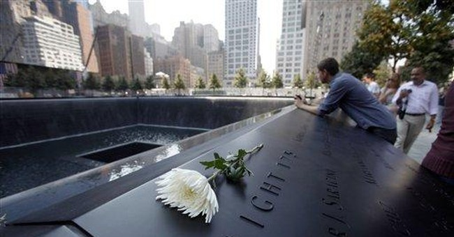 Thousands visit after 9/11 memorial opens in NY