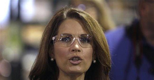 Bachmann says vaccine retardation claim not hers