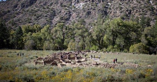 NM national monument reopens archaeological sites