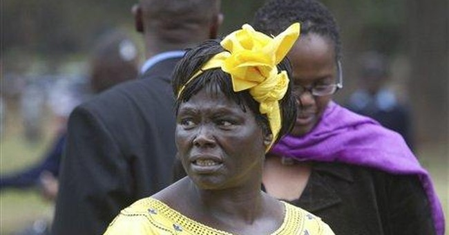 First African woman to win Nobel Peace Prize dies