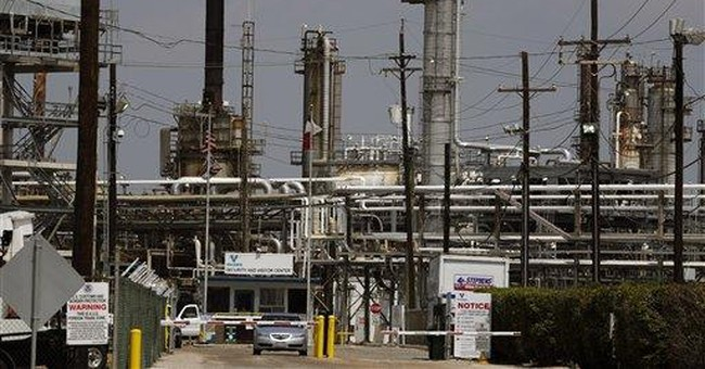 APNewsBreak: Oil refineries seek huge tax refunds