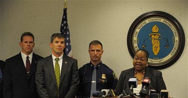Michigan officers accused of spending drug money