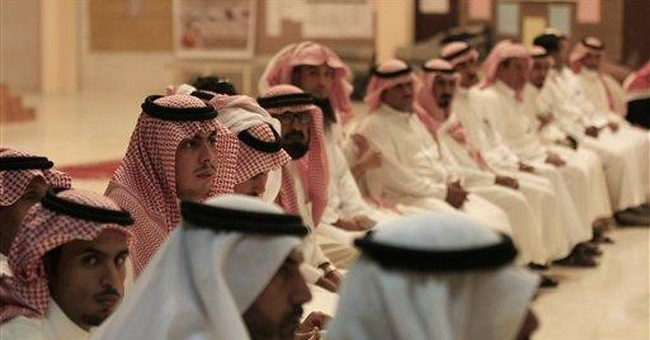 Saudis hold their last all-male election
