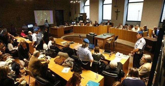 Defense: Amanda Knox 'crucified' in Italy's media