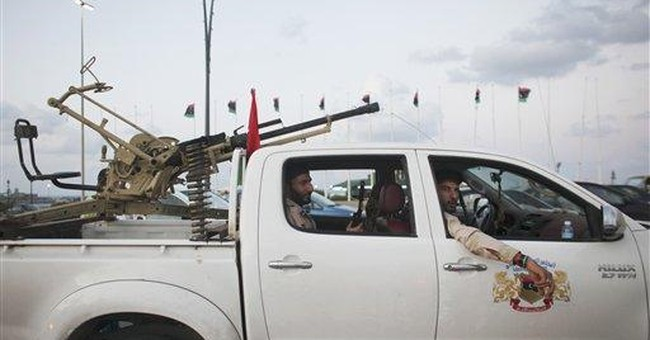 Tripoli residents want revolutionaries out