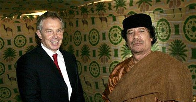 Tony Blair's multiple jobs in the spotlight