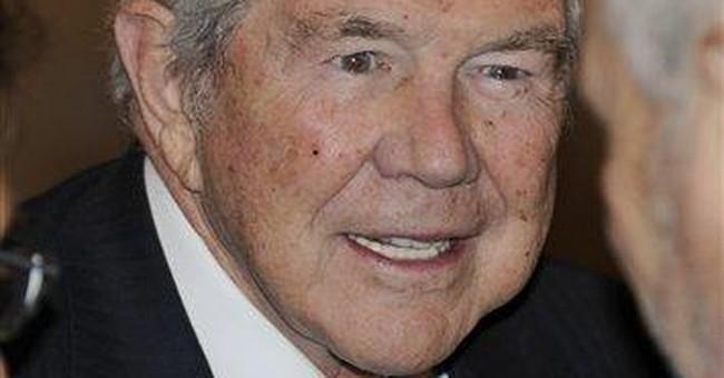 AP Interview: Robertson won't endorse candidates
