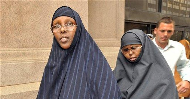Prosecutor: Women knew group involved in terrorism