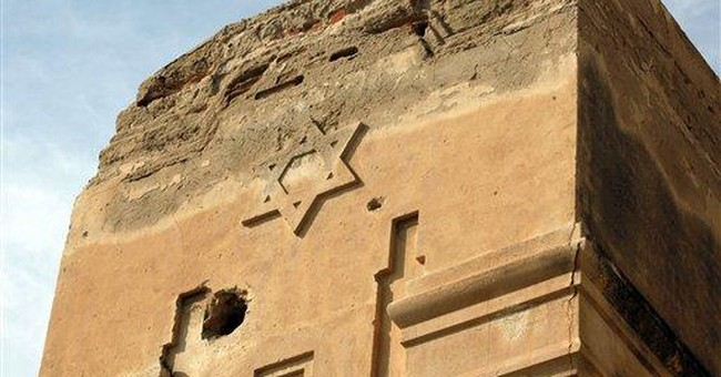 Libyan 'revolutionary Jew' to restore synagogue