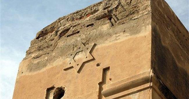 Libyan 'revolutionary Jew' to restore synagogue