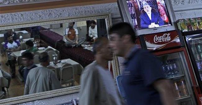 Afghan president strikes softer tone on Pakistan