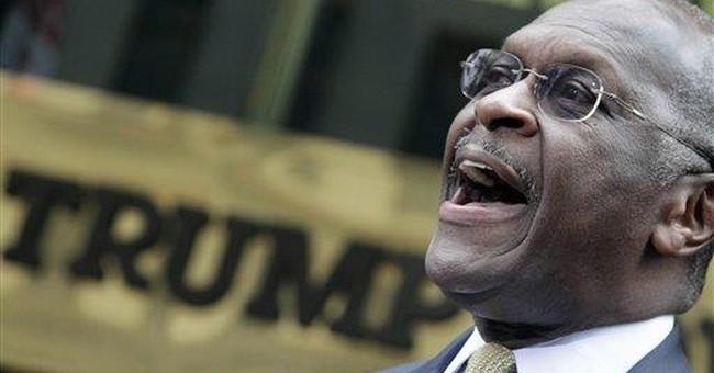 Herman Cain memoir hits top 10 on Amazon.com