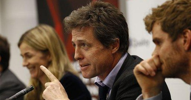 Hugh Grant: Reform needed after phone hacking saga