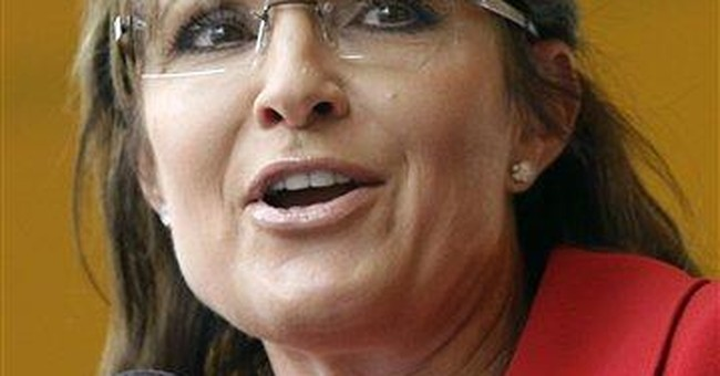 Sarah Palin says she will not run for president