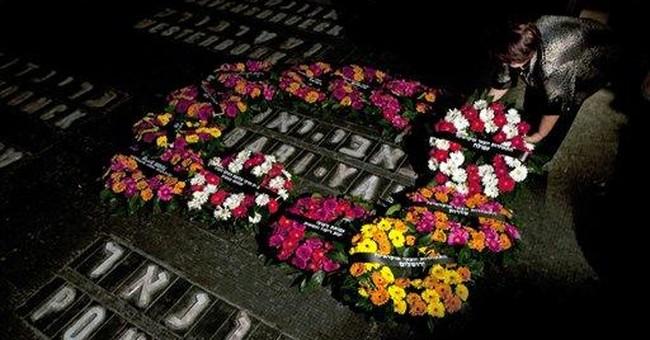 Israel marks 70 years since Babi Yar massacre