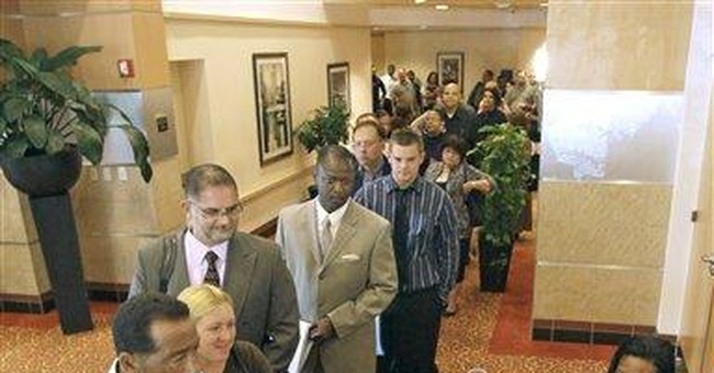Pain of job crisis goes well beyond the unemployed