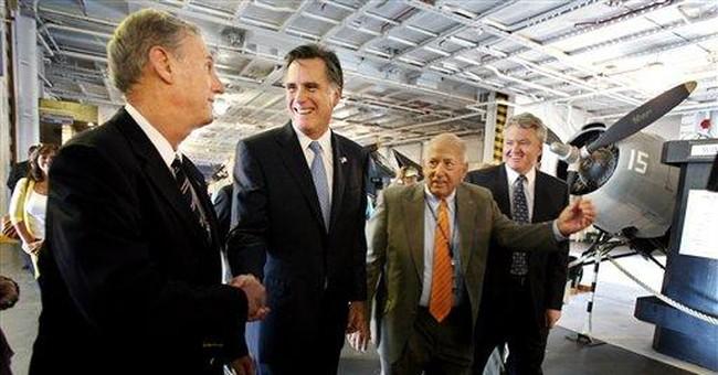 Romney: century of American dominance ahead
