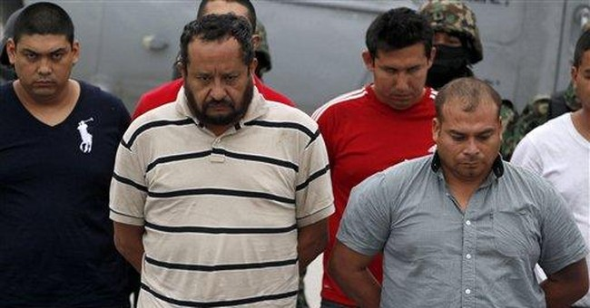 Officials: 'Zeta Killers' kill 32 more in Mexico