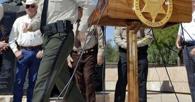 Arizona sheriffs blast gun-smuggling operation