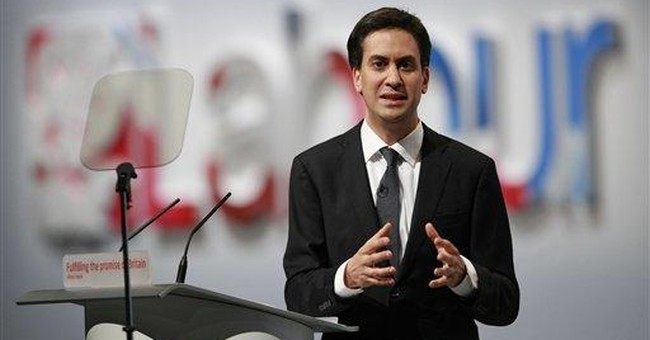 UK opposition promotes young lawmakers to top team