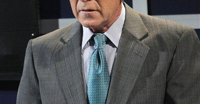AP Interview: George W. Bush still supports troops
