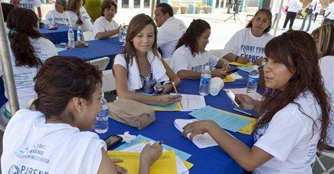 'Unions' empower parents to push for reform