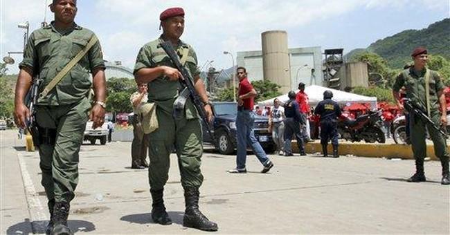 Venezuela faces growing load of arbitration cases