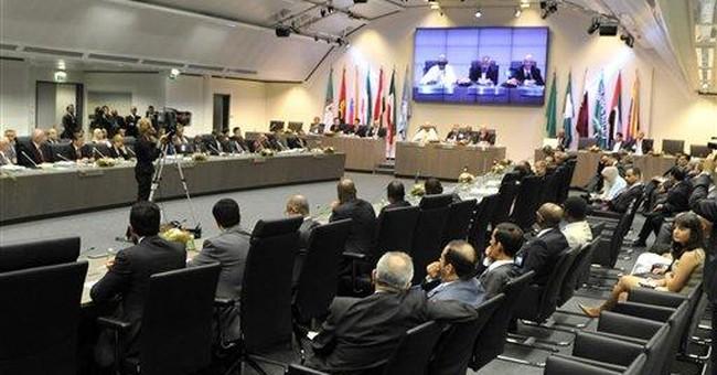 OPEC cuts oil demand forecast on growth concerns