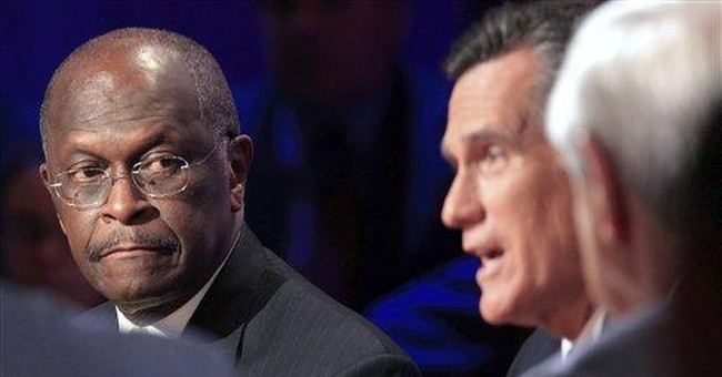 Cain vows to add staff, campaign more aggressively