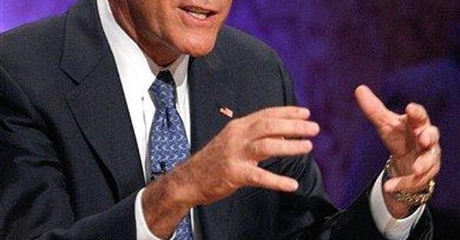 Romney defends Massachusetts health care plan