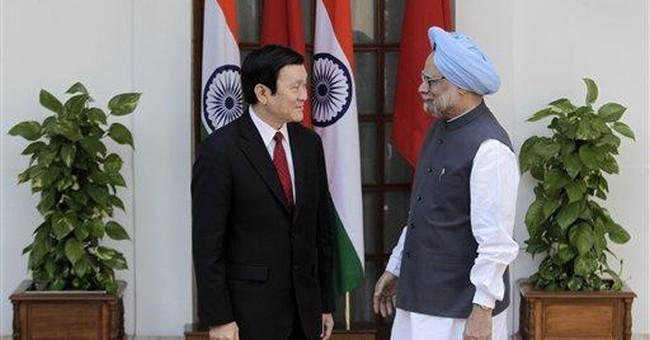 India, Vietnam sign energy accord