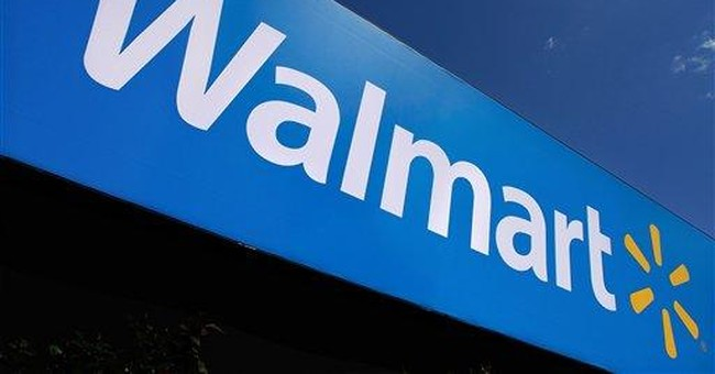 Wal-Mart on track to reverse 2-year US slump